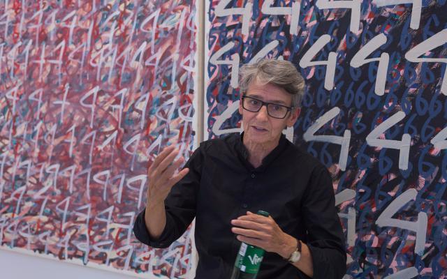 Anna Daučíková, Politiky gest / Politics of Gestures