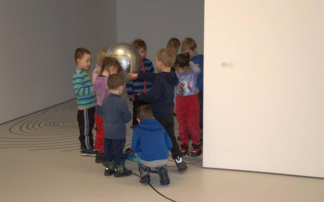 Galerijní animace pro školy / Gallery animation for schools
