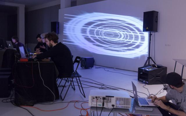 D. Andrew Stewart / Sound performance