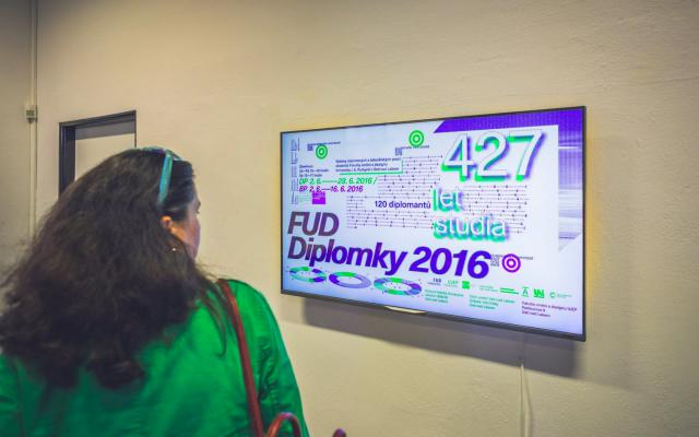FUD Diplomky 16 / FAD Diploma Works 16