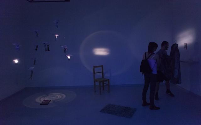 Galerijní noc v Domě umění / Gallery Night