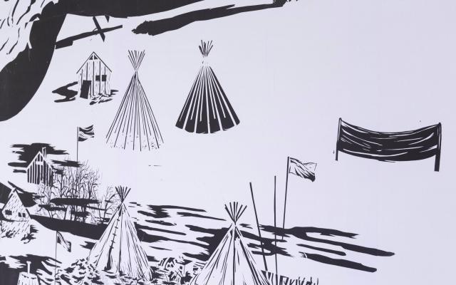 Michaela Labudová / Standing Rock /  galerie 2