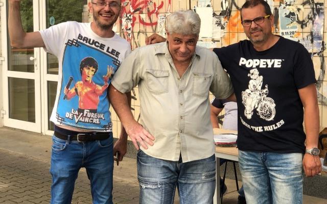 So Dikhea — ozvěny berlínského festivalu Romani Film 2019