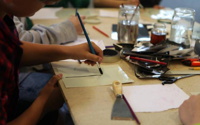 Tvůrčí dílny / Creative Workshops
